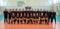 Extraligový volejbalový tím Strednej športovej školy